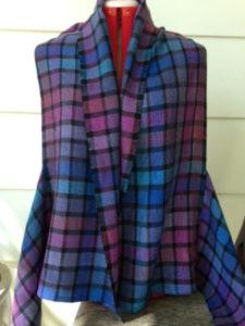 2:2twill:plain weave vest